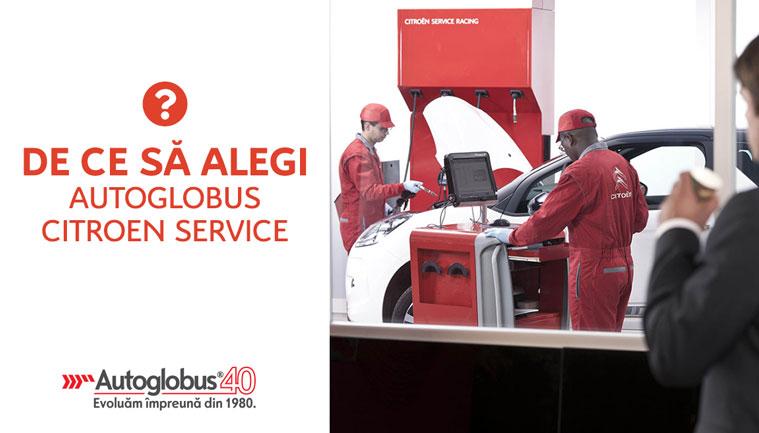 De ce Autoglobus Service