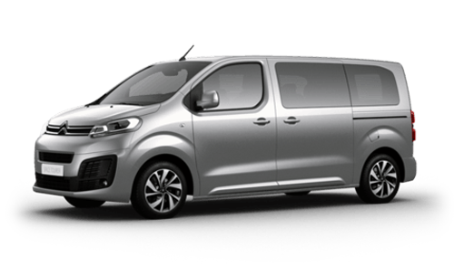 noul Citroen SpaceTourer
